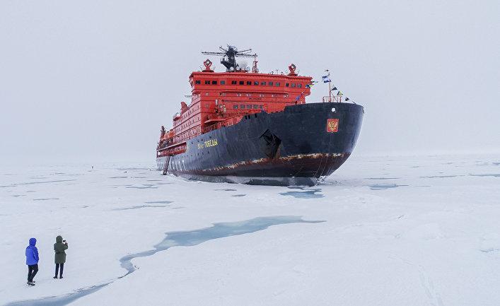 iDnes (Чехия): Арктика — это место, где Россия и Запад примирятся, утверждает эксперт