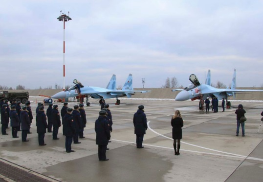 Новые Су-35С поступили в Липецкий авиацентр ВКС — фото