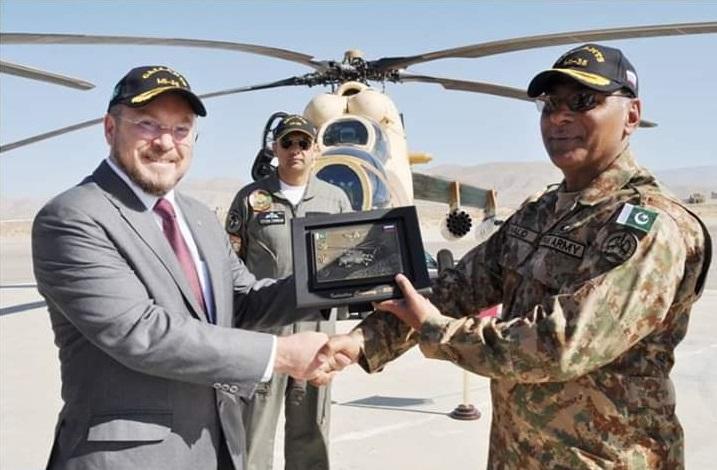 Русские «летающие танки» переданы Пакистану