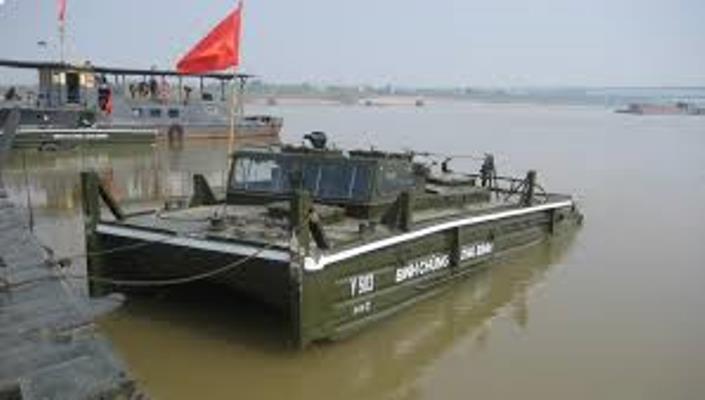 Советский катер получил дистанционное управление во Вьетнаме