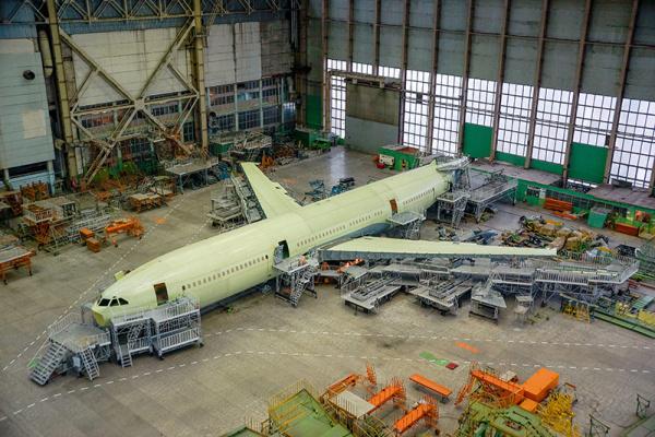 «Алгоритм» перевооружит авиазавод под Ил-96-400М