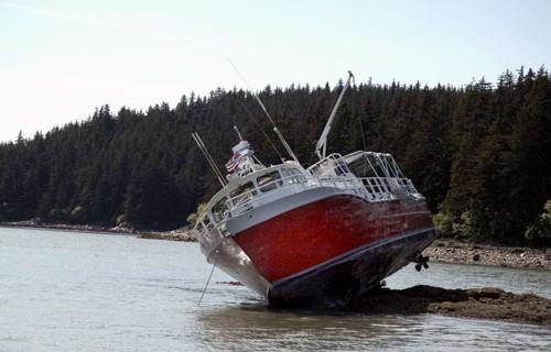 как на лодке не сесть на мель