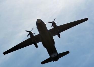 морпехи An-26