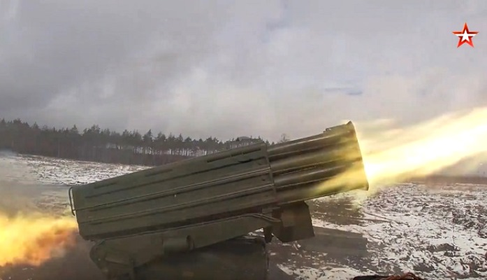 Огонь из всех орудий: тактические межвидовые учения в Нижегородской области