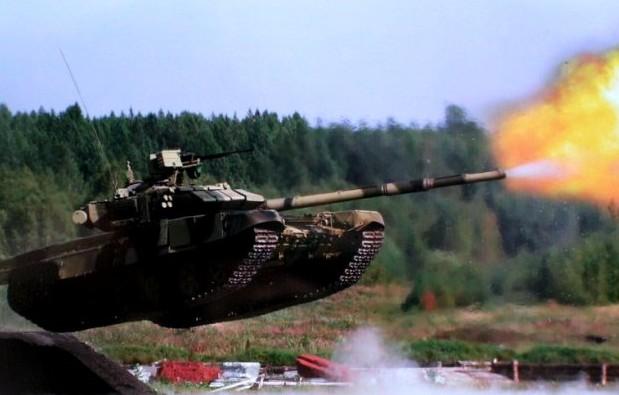 По версии The National Interest пятерку лучших танков планеты возглавил Т-90А