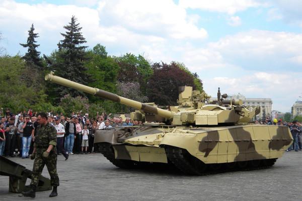 Завод в Харькове получал советские пушки под видом новых украинских