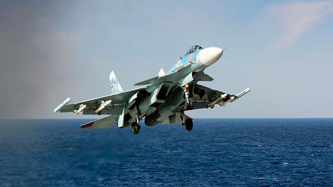 Модернизированный Су-33 пополнит авиакрыло ТАВКР «Адмирал Кузнецов»