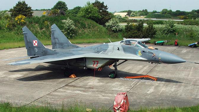 Польша меняет советские самолеты на американские