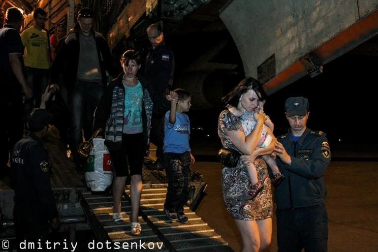 В связи с большим потоком беженцев с юго-востока Украины в Волгоградской области с 1 июля введен режим чрезвычайной ситуации