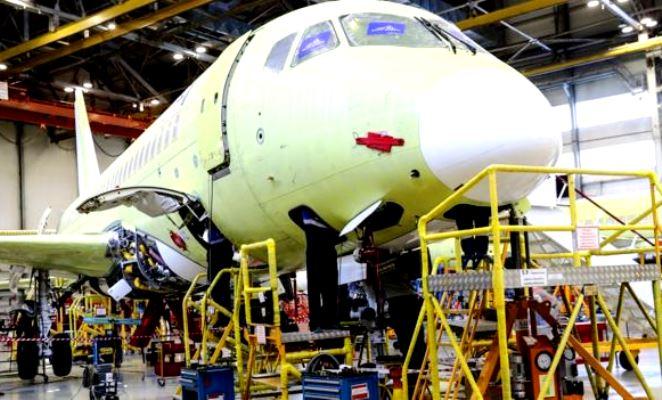 Объем экспорта российской гражданской авиации к 2024 году должен составить 4,42 млрд долларов