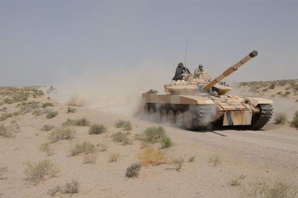 Российские военные в Таджикистане получат 30 современных танков