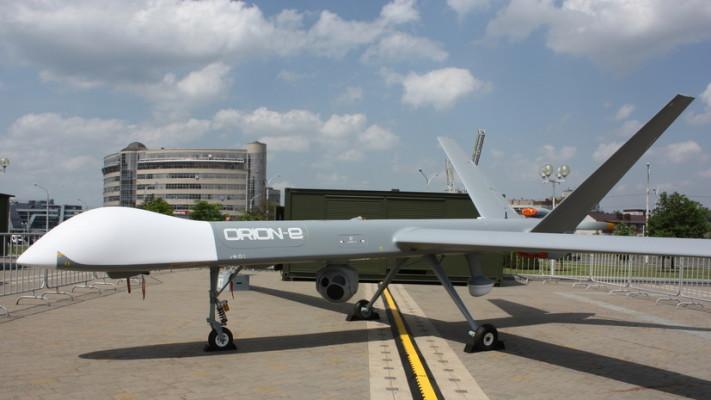 Руководство «Кронштадта» о возможностях БПЛА «Орион» и планах по развитию компании