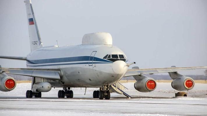 Украденное с Ил-80 оборудование не связано с предназначением самолёта