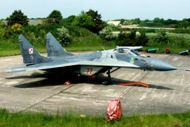 Польские СМИ узнали о планах военных отказаться от МиГ-29