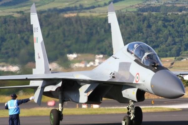F-15 на учениях в Индии поупражняются совместно с индийскими Су-30МКИ