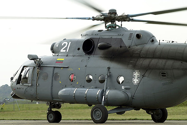 Эксперты из РФ оценили отказ Литвы от Ми-8 как от «советского наследия