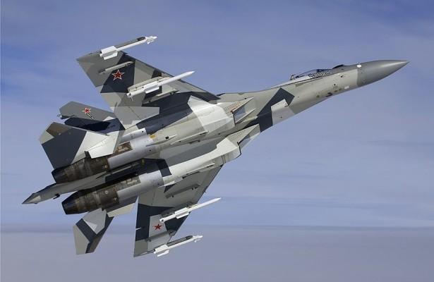 В Тверской области пройдут первые ЛТУ истребительной эскадрильи Су-35С