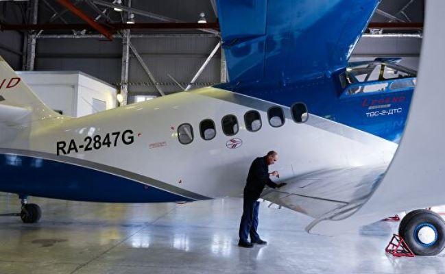 Владимир Барсук: авиакомпании оказались не готовы к эксплуатации цельнокомпозитного самолёта