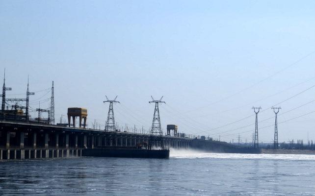 27 000 кубометров - такой сброс воды на Волжской ГЭС будет с 21 по 30 апреля включительно
