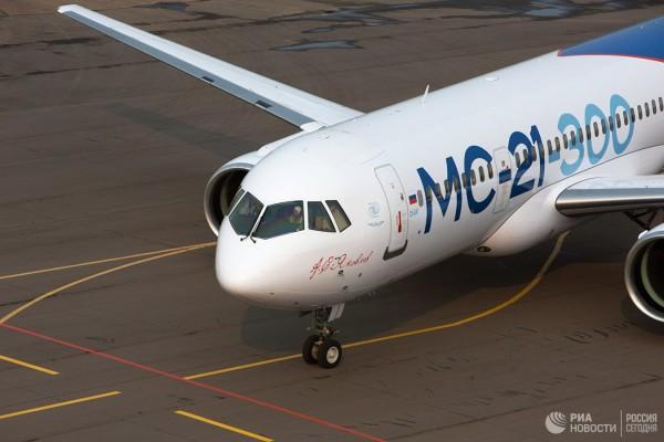 В Европе завершена третья сессия сертификации МС-21