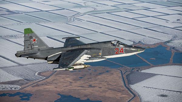 Минобороны потратит 2,8 миллиарда рублей на модернизацию штурмовиков Су-25