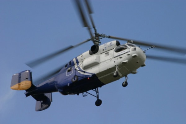 Турция выдала новый сертификат типа на вертолет Ка-32A11BC