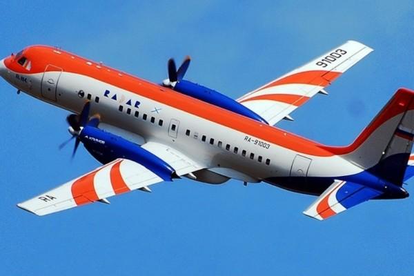 «Якутия» ведет переговоры о закупке самолетов Ил-114