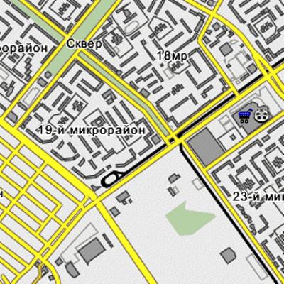 Утверждён дизайн-проект благоустройства площади в 18 микрорайоне Волжского