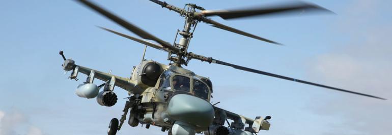 114 модернизированных боевых вертолетов Ка-52М для ВКС