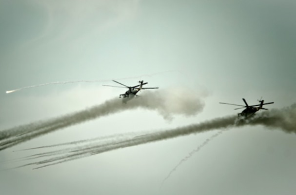 Для Ми-28НМ создан новый пилотажный комплекс