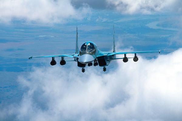 Стандартную программу подготовки летчиков самолетов Су-34 расширят