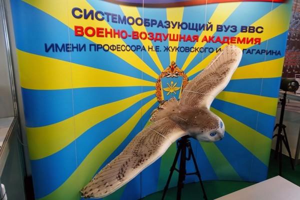 Российская биоморфная «Сова» будет охотиться на танки