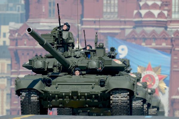 «Реактивный» танк Т-80БВМ оснастили системой управления огнем от Т-90