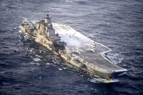 The National Interest представил свои 5 наиболее опасных кораблей ВМФ России — фото