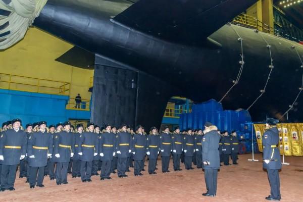 В 2020 году Северный флот ВМФ России планирует получить 6 боевых кораблей