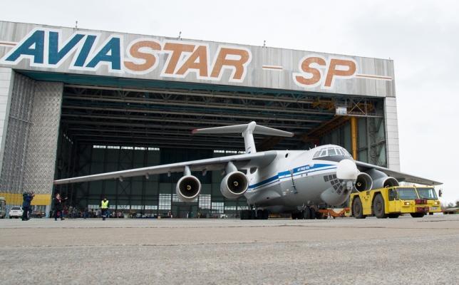 Минобороны на новых условиях заключило с «Авиастаром» новый контракт на поставку Ил-76МД-90А