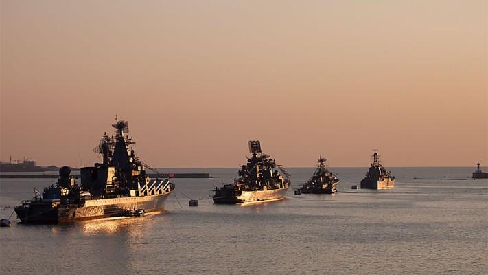 Черноморский флот: один против всех