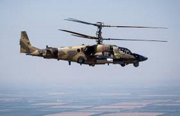 20 вертолетов ВКС ЮВО прибыли в Волгоград для подготовки к военному параду