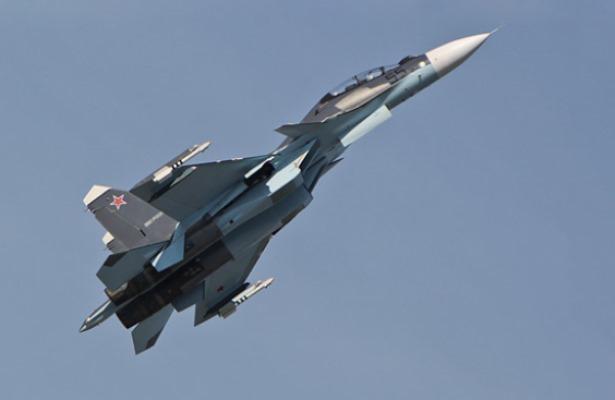 Армения начала процесс приобретения российских истребителей Су-30СМ
