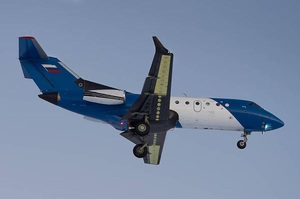 Специалисты СибНИА планируют провести еще несколько испытательных полетов на аналоге Як-40 с композитным крылом