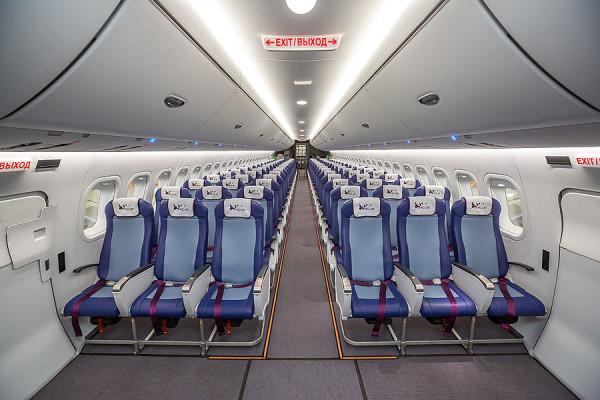 «Иркут» выберет проектировщика салона для самолетов МС-21