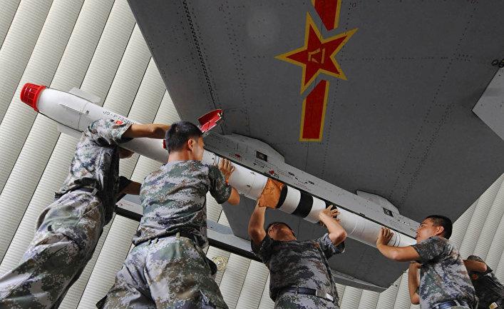 Asia Times (Гонконг): чувствуя угрозу со стороны США, Китай и Россия демонстрируют мощь своих ВМС