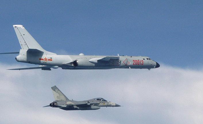 Феникс: китайскому бомбардировщику не сравниться с Ту-160