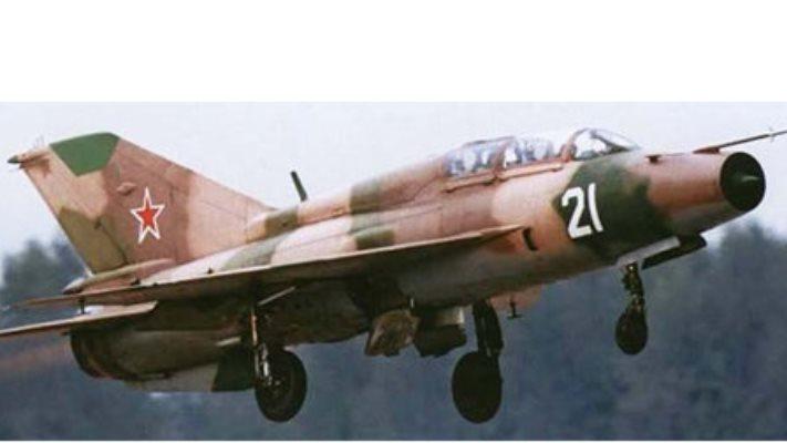 Истребитель МиГ-21УМ выставлен на продажу на