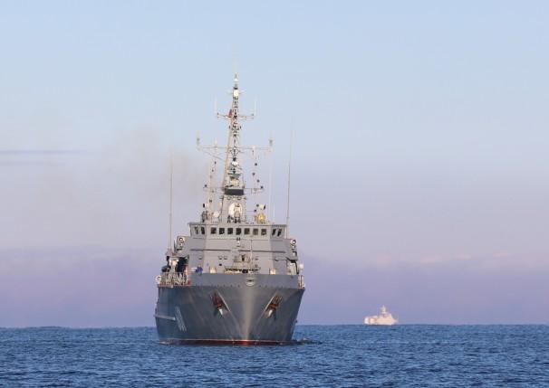 ВМФ России приступил к оснащению минно-тральных сил ТОФа новейшими кораблями противоминной обороны проекта 12700