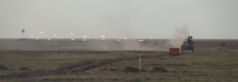 Более 30 воздушных целей были сбиты подразделениями Западного Военного округа в ходе учений ПВО на Астраханском полигоне Капустин Яр