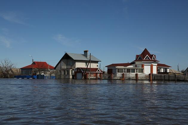 В Волгоградской области пройден пик паводка