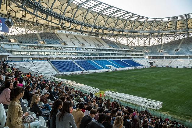 На новой «Волгоград Арене» состоится тестовый матч «Ротор-Волгоград» — «Луч-Энергия»