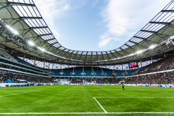 Дни проведения матчей ЧМ-2018 в Волгоградской области будут выходными