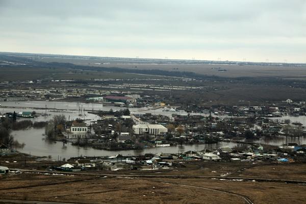 В Волгоградской области введен режим чрезвычайной ситуации